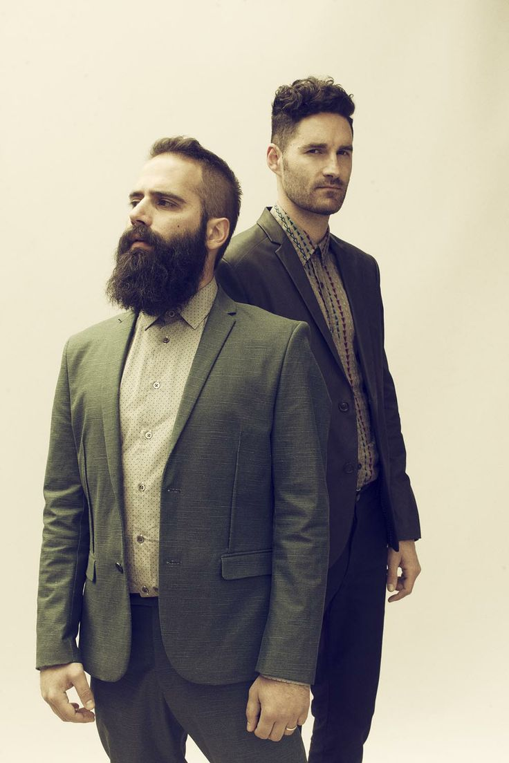 Capital Cities - like a moderner Daft Punk. but with trumpets and less helmets