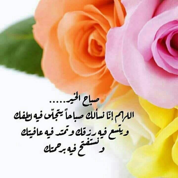 صباح الورد والدعوة التي لاترد Good Morning Arabic Good Morning Messages Morning Images