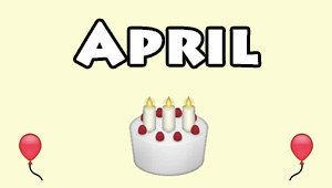 We Know What Month You Were Born In-------omg i thought this wasn't going to work but it actually did! My birthday is in April