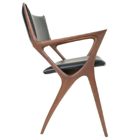 Issa Dining Armchair By Noriyuki Ebina. Scandinavian Modern Meets  Contemporary Japanese In A Superbly Crafted
