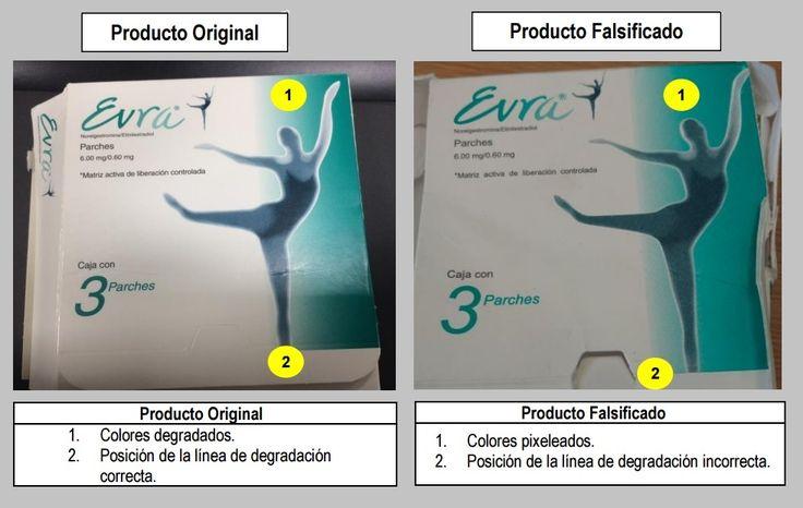 COFEPRIS emitió ALERTA SANITARIA sobre falsificación de Parches Evra - http://plenilunia.com/novedades-medicas/cofepris-emitio-alerta-sanitaria-sobre-falsificacion-de-parches-evra/44753/