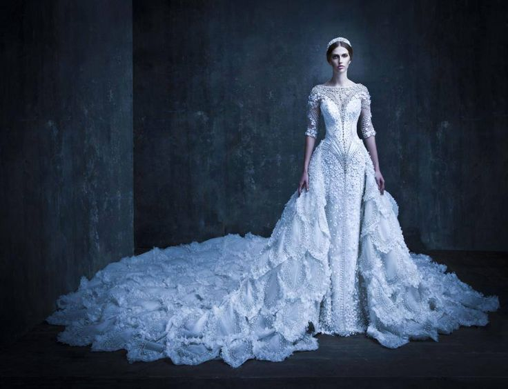 56 best Michael Cinco images on Pinterest | Wedding frocks, Cute ...