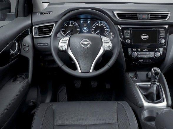 2014 Nissan Qashqai - Interior