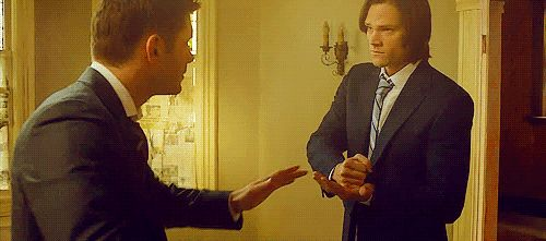 Pin for Later: A Tribute to the Winchesters: The Most Badass Brothers on TV They're Not Afraid of a Little Healthy Competition