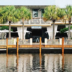 100 Best Bars in the South | Fisher's at Orange Beach Marina, Orange Beach, Alabama | SouthernLiving.com