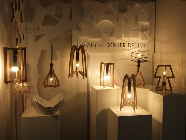 Martin Doller - Design Indaba 2012 - 'slot-in' lighting range