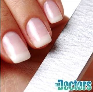 17 best images about diy beauty stuff on pinterest hair conditioner hand soak and warm - Easy home remedy strengthen dry brittle nails ...