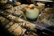 Dahlia Bakery, Seattle..a Tom Douglas restaurant specializing in made to order cakes