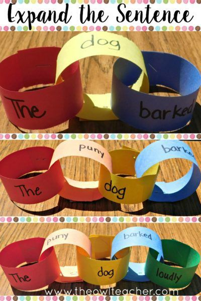 Teaching elaboration during writing can be done with this engaging activity and idea!