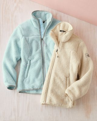 4eb471550aee Girls  The North Face® Campshire Full-Zip Fleece Jacket