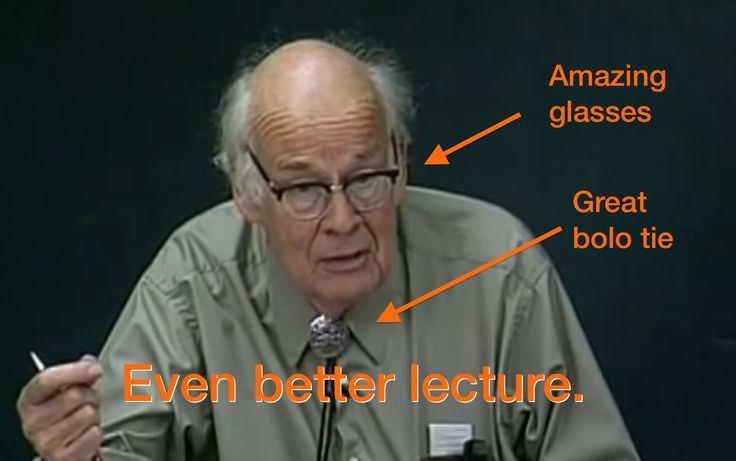 Most Math Lectures Make Me Want To Take A Nap. This One Made Me Rethink Most Of Earth's Problems.