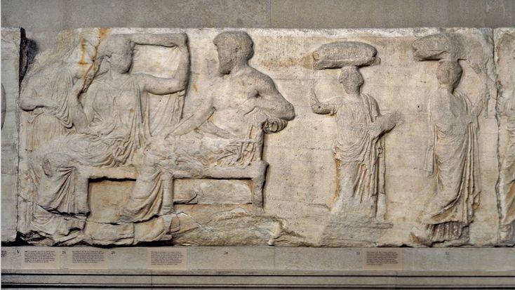 British Museum Virtual Tour Parthenon