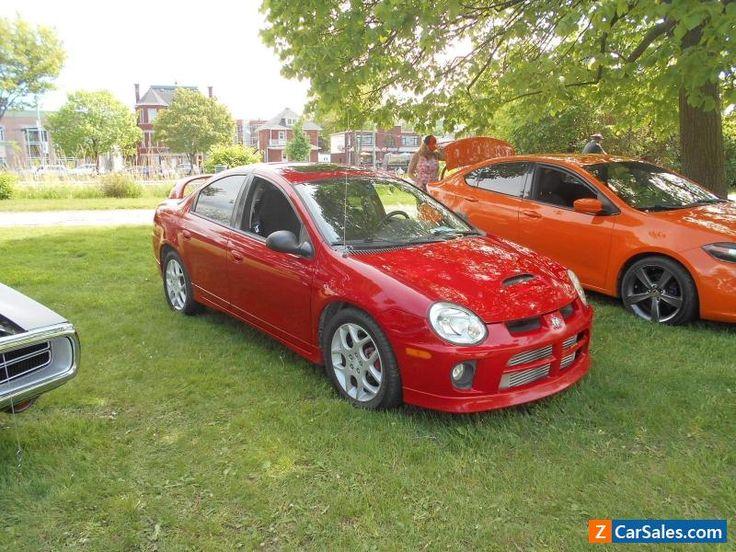 2004 Dodge SRT-4 #dodge #srt4 #forsale #canada