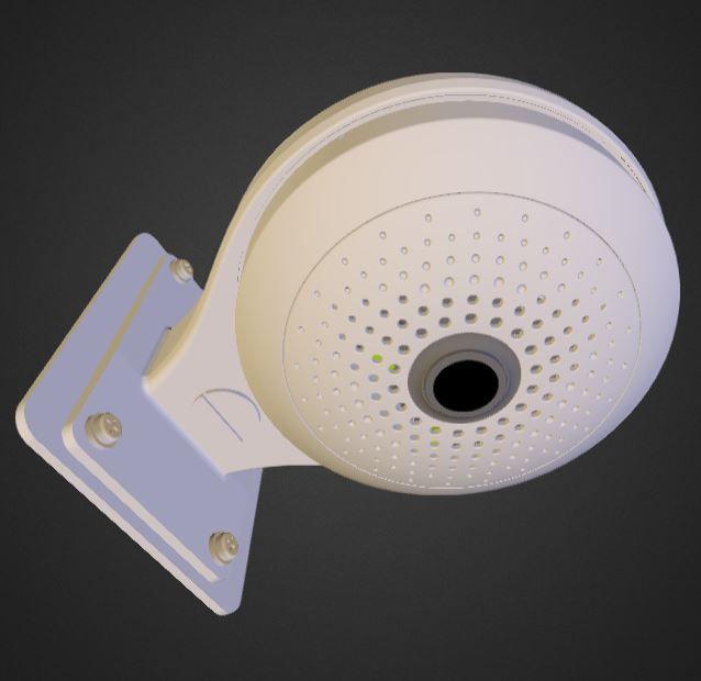 8 best 3D Model Graphic Surveillance Security Cameras images on
