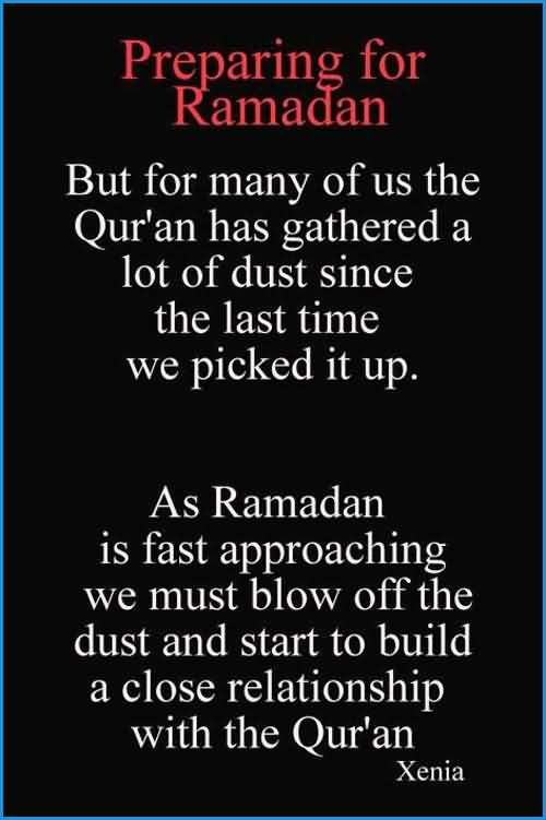 Ramadan Quotes, Sayings And Verses From Quran