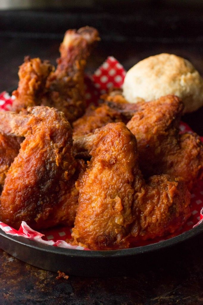 Tennessee Hot Fried Chicken