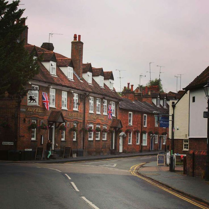 The streets of St Albans England 75