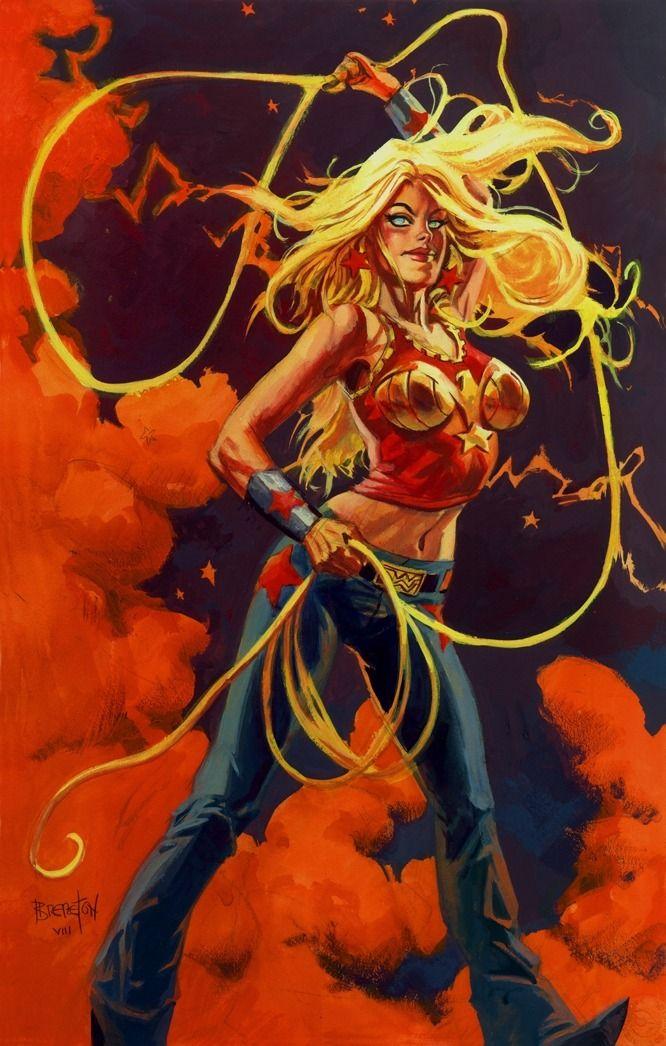 Wonder Girl (Character) - Comic Vine
