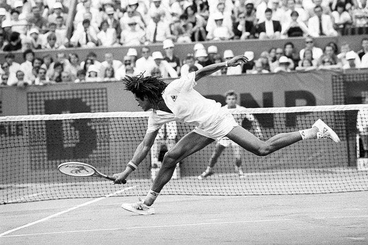 Photo Finale roland garros 1983 II - Presse Sports - L'Équipe