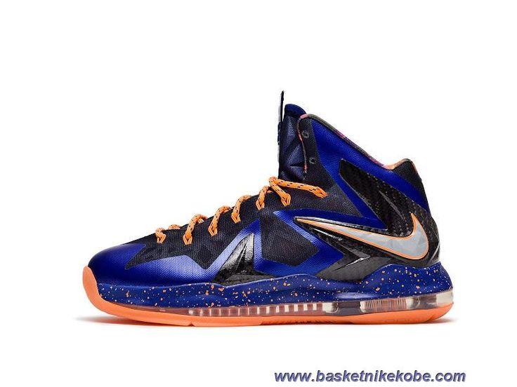 Cheap Discount Nike LeBron X PS Elite Hyper Blue Pure Platinum-Blackened  Blue-Bright Citrus Superhero Sports Shoes Shop