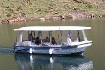Boat Trips - The 'Lesotho Five' are our pride – Katse Dam, Alpine flowers, Cascading waterfalls, Mohair and Adventure.    The largest attractions lie in the Maluti Mountains – the famous Katse and Mohale dams, true wonders of civil engineering in Africa.