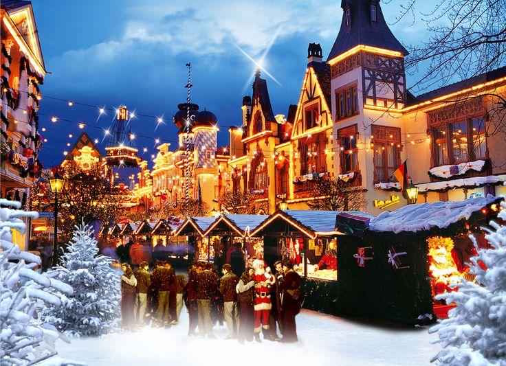 Los Mejores Viajes en Navidad