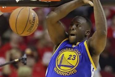 Football player tells cops: I was punched by Draymond Green