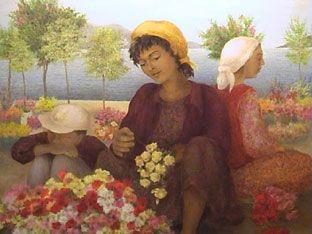 cevat dereli-turkish artist
