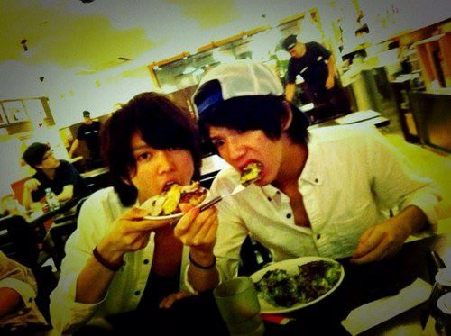 Photo of hiroki and teruki for fans of MY FIRST STORY (j-rock band).