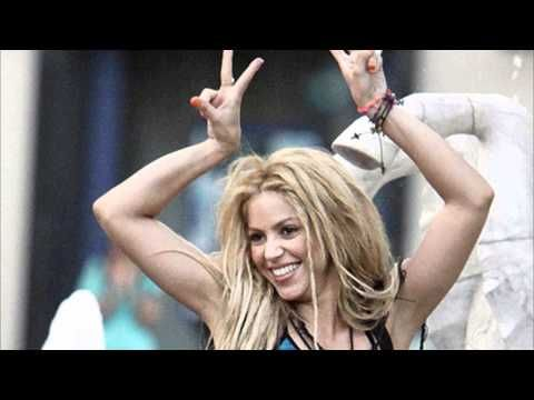 Shakira - Gordita ft Calle 13 (Official 2010)(HD)