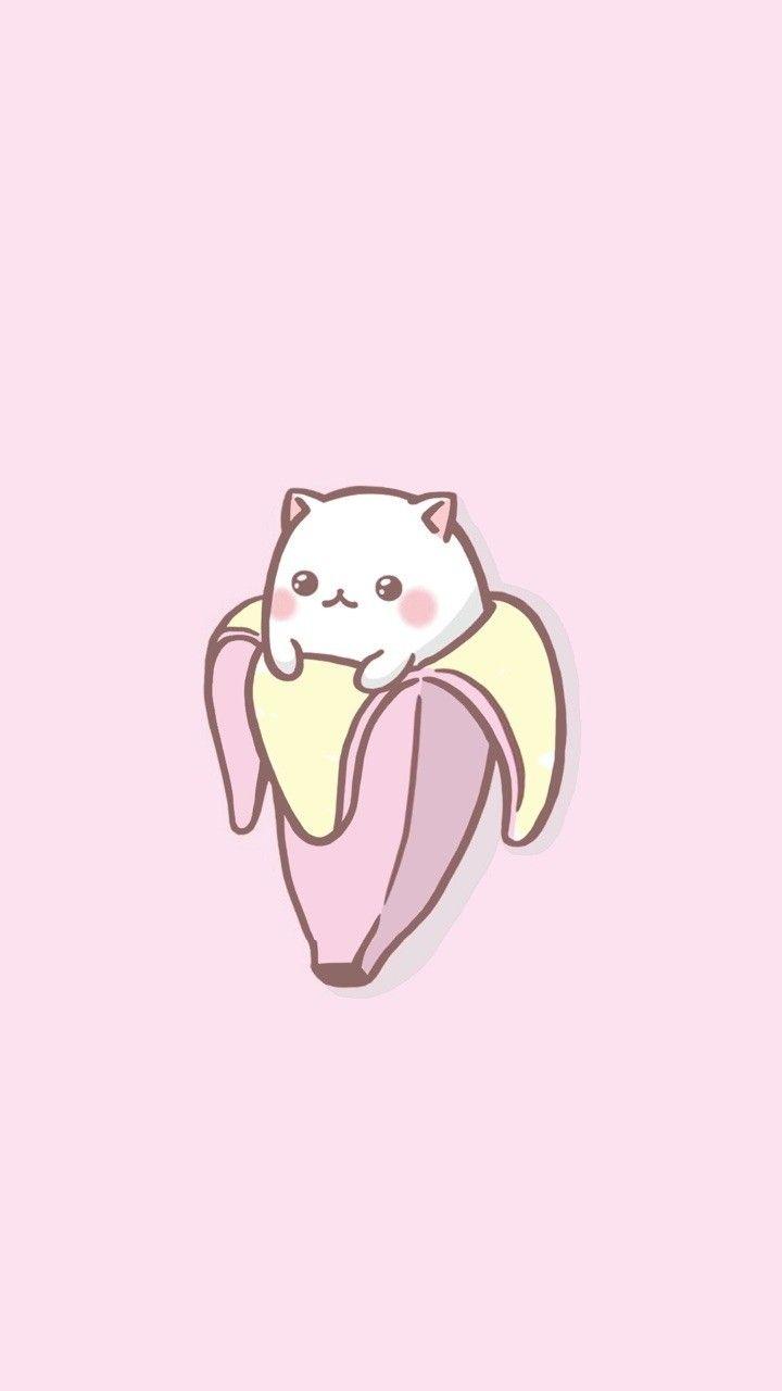 Kawaii Cute Cartoon Wallpapers Cute Wallpapers Cat Phone Wallpaper