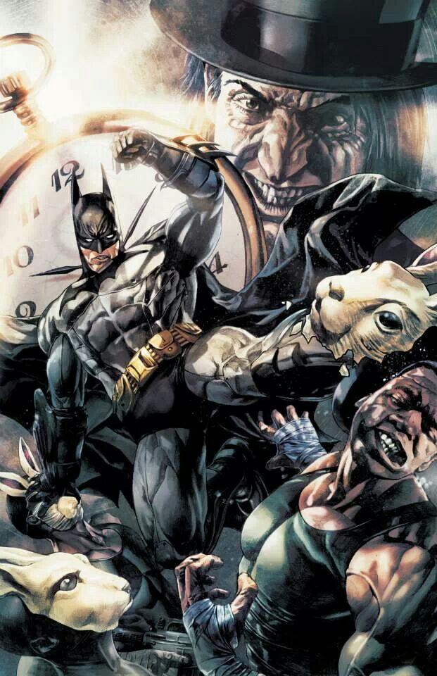 #Batman DC Comics