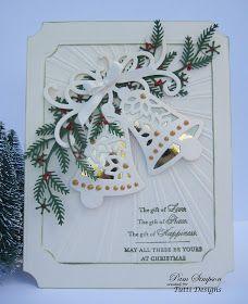 pamscrafts: Christmas Ringing Bells.