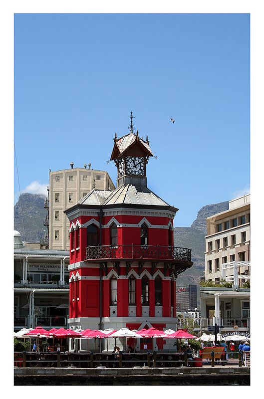 Clock Tower, Waterfront, Cape Town