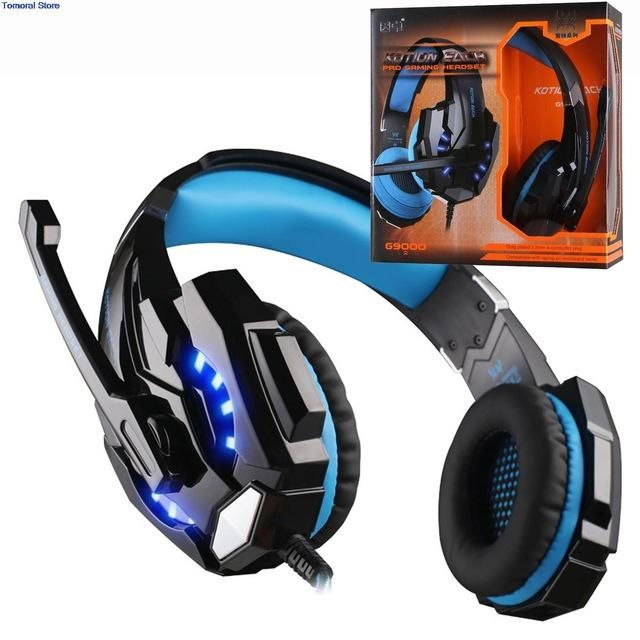 G9000 Pro Gaming Headset for PS4
