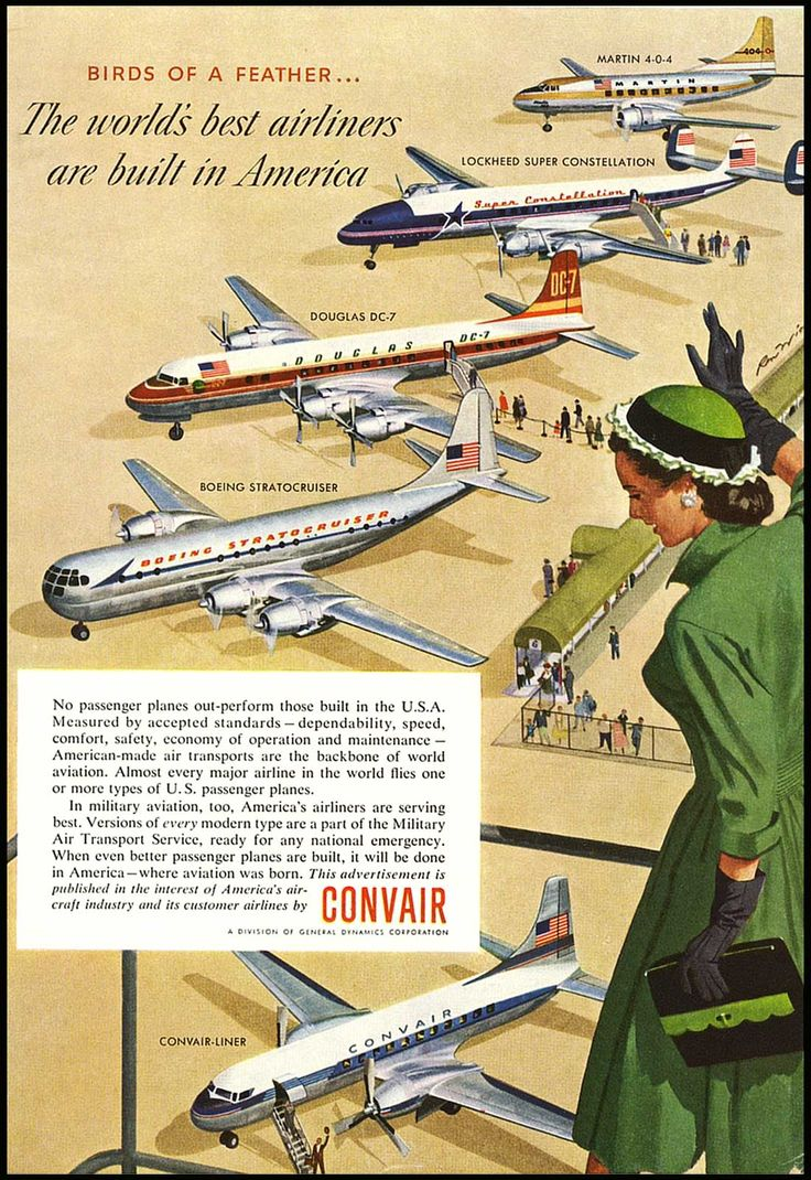 New Convair models