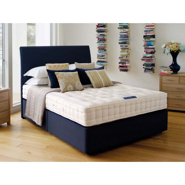 Hypnos Orthos Wool Super King Size Zip & Link Divan Bed for £1,440.20