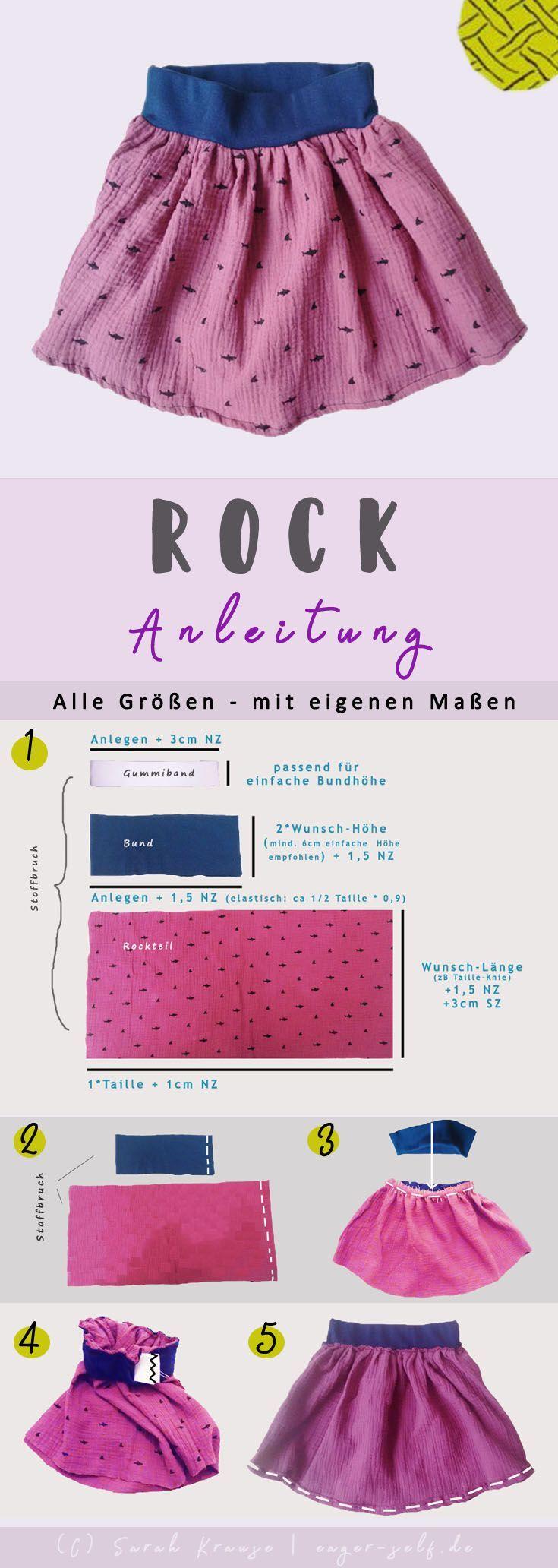 55 best Nähen für Anfänger: Kinderkleidung | sewing for beginners ...