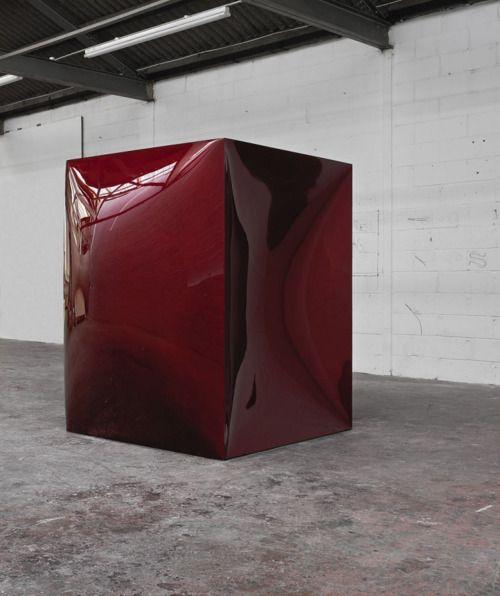 Anish Kapoor, indian born british artist, Screen, 2008Contemporary-Art-Blog