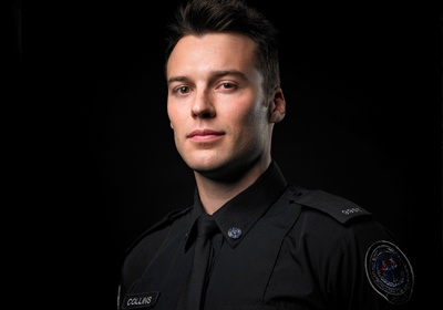 My new favorite rookie Nick Collins! (Peter Mooney)