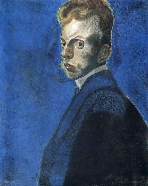 Autoportrait, 1907