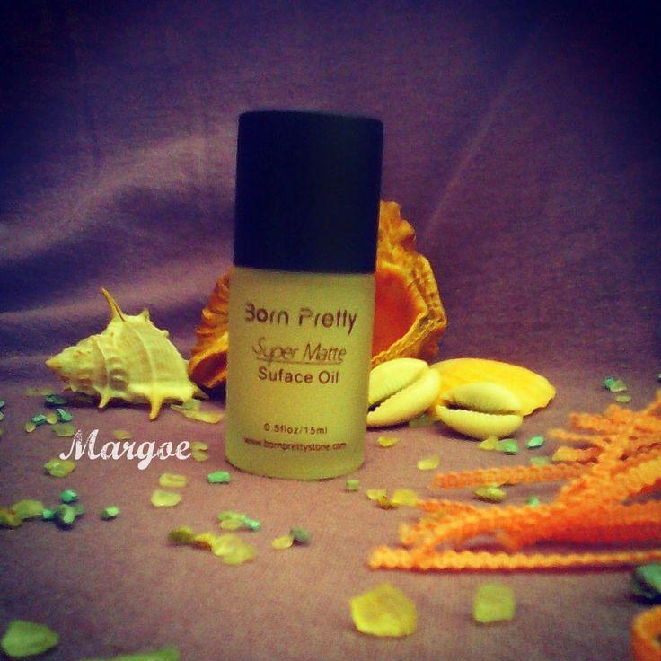 Обо всём и ни о чём: Super Matte Change Surface Glossy Oil Nail Polish / Матирующее покрытие для ногтей от #BornPrettyStore.  На сайте по прежнему действует  купон код NEW10 для скидки в 10%  от обычной стоимости товаров и  бесплатная доставка по всему миру!!! #BPS