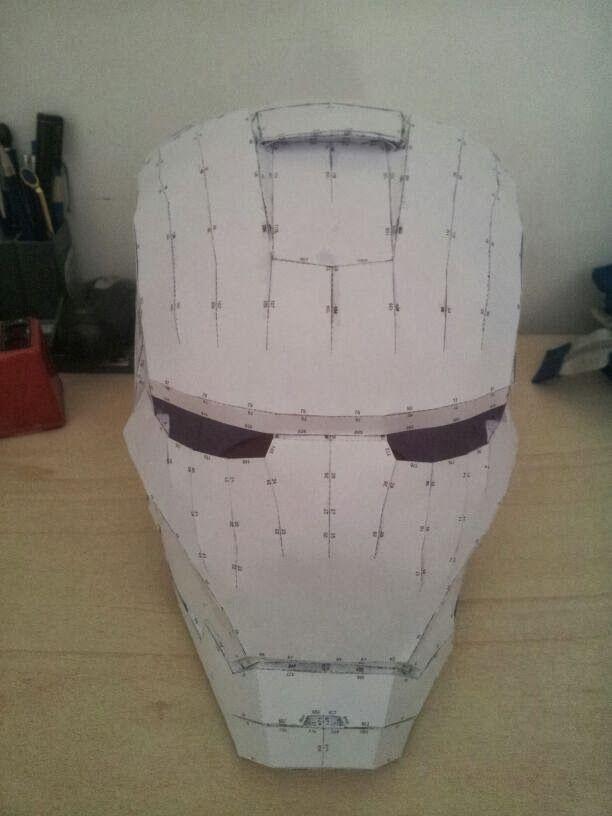 Daniele Alberti, Arduino 's blog: Costruisci la tua maschera di Ironman e dagli vita...