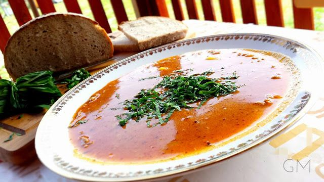 DOMA navařeno: Gulášová polévka z mletého masa