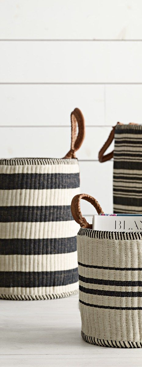 huntington baskets . adore, on the to buy list!