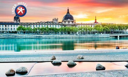 Lyon : 1, 2, 3 ou 5 nuits en centre-ville avec petits déjeuners en option à INTER-HOTEL de la Loire pour 2 personnes