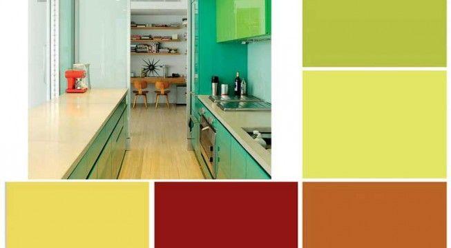 Colori cucina: verde mela | Rimedi, casa, moda, hobby... nel ...