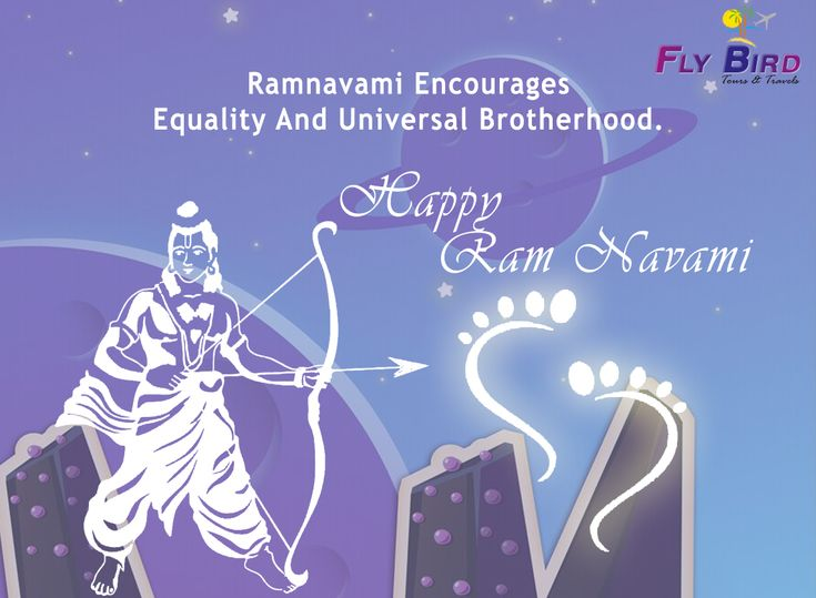 Ramnavami encourages equality and universal brotherhood.Happy Ram Navami to all. #blessed #celebrate #happyRamNavami #flyBird
