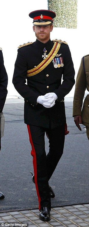 Harry - You showed great dignity and decorum as you led the nation at our Armistice Day commemorations