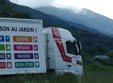 Nos camions ambulants sillonnent tous les coins de France pour vous proposer notre catalogue de produits.